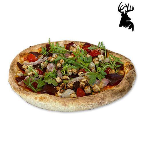 Pizza du mois - Chasseur